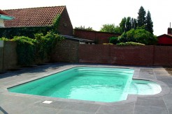 Marmara piscine forme libre en kit