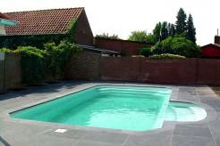 Marmara piscine rectangulaire en kit