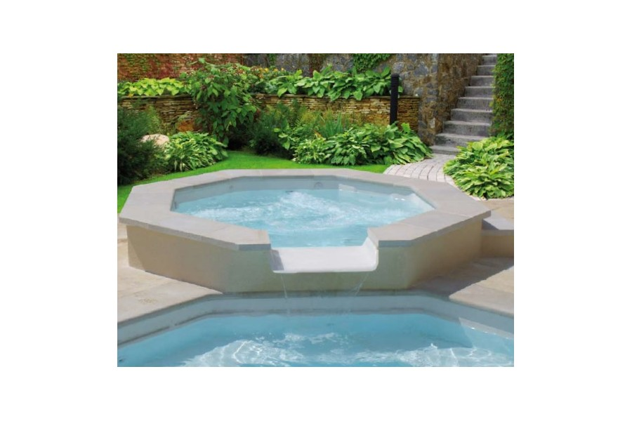 Kit mini piscine baln oth rapie for Mini piscine coque