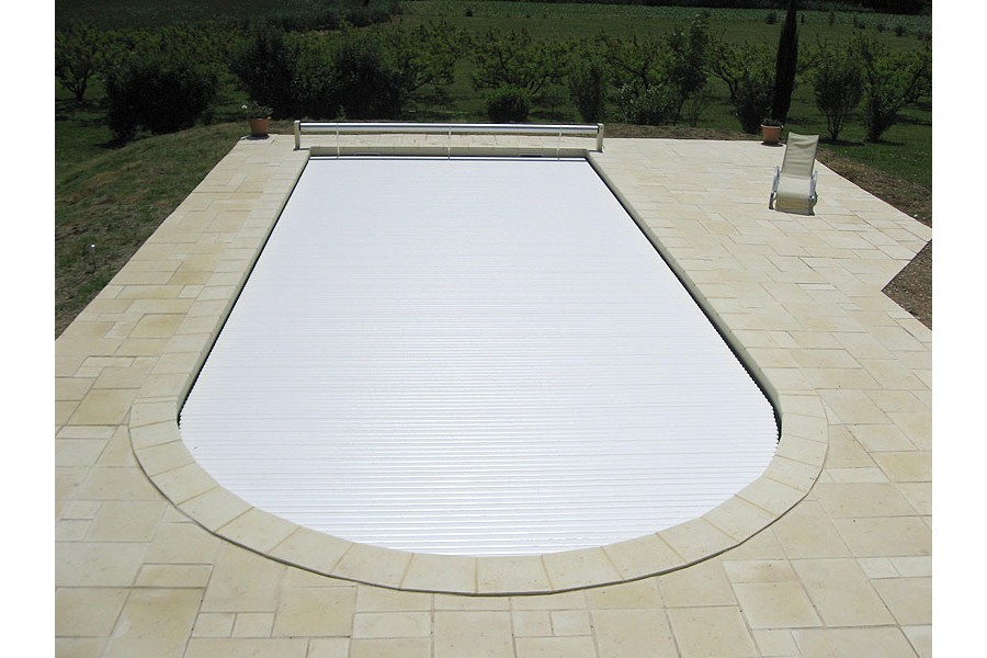 Volet de s curit pour piscine l rins for Securite piscine