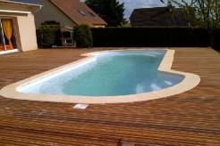 Mykonos piscine coque polyester en kit