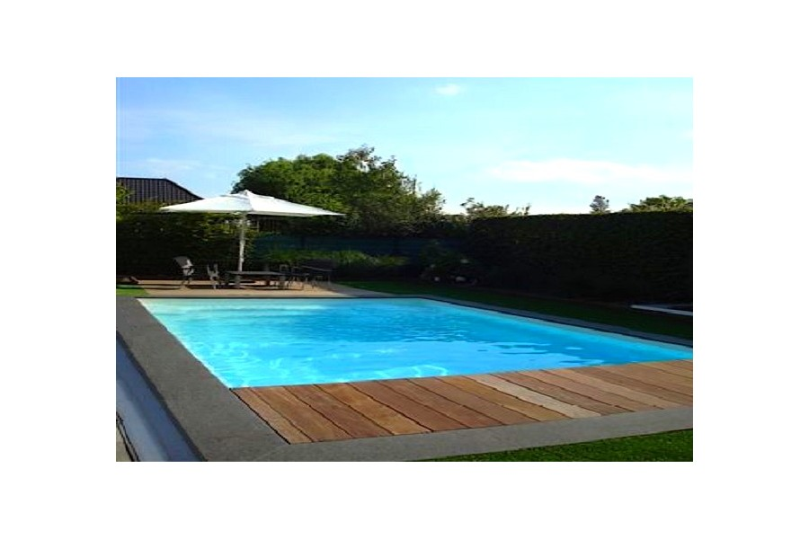 Piscines arts et voyages for Piscine coque 3x3