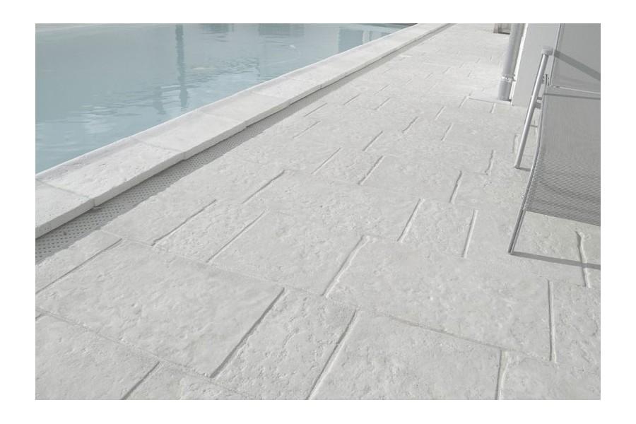 Margelles ibiza sur mesure pour votre piscine piscines kit for Piscine coque sur mesure