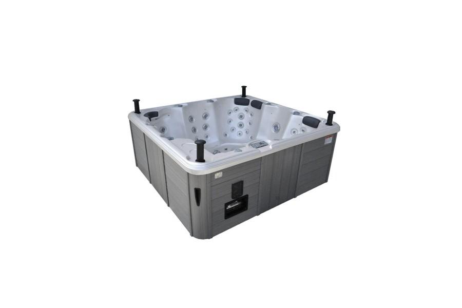 saint barth spa 5 places kit complet. Black Bedroom Furniture Sets. Home Design Ideas