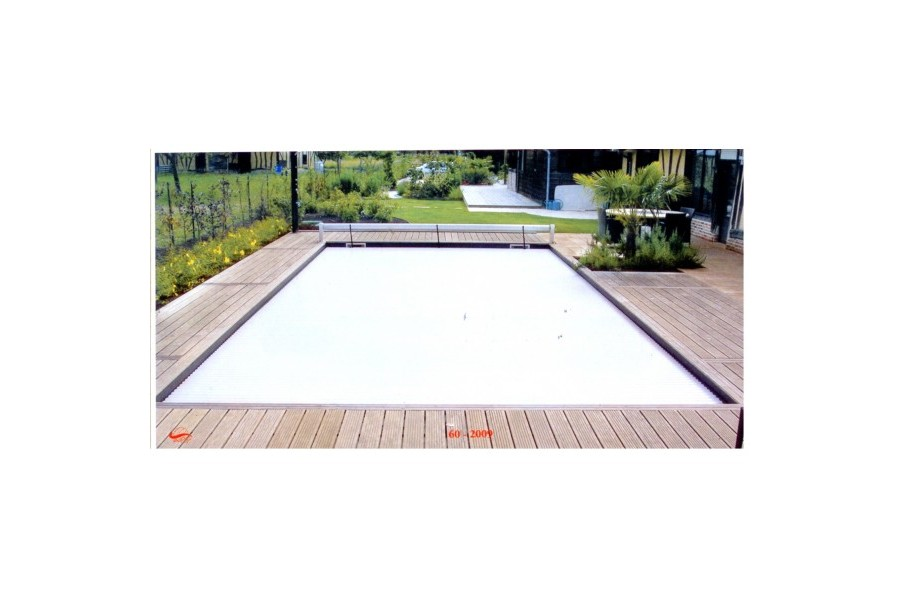 Volet de s curit immerg pour piscine cap vert - Securite pour piscine hors sol ...