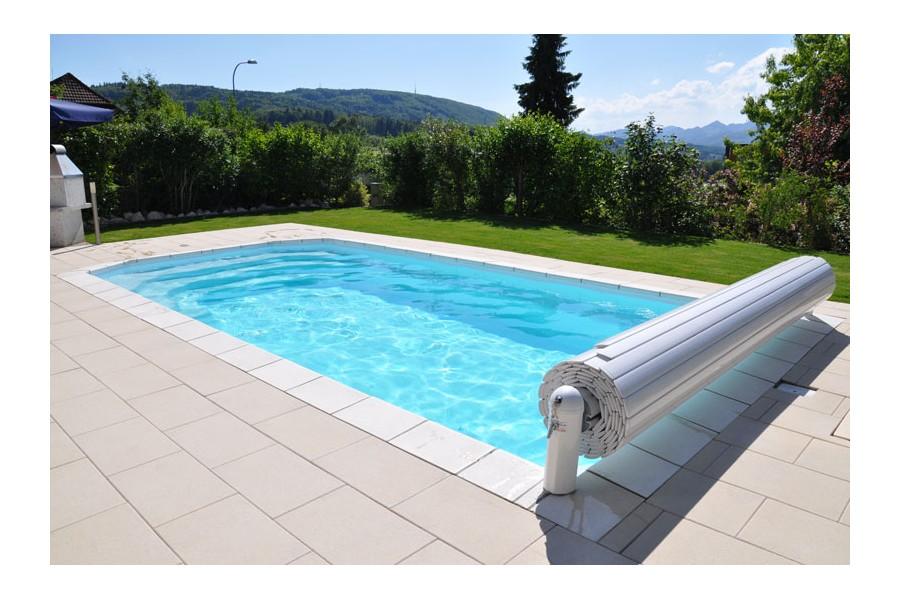 Volet de s curit hors sol pour piscine cuba - Securite pour piscine hors sol ...