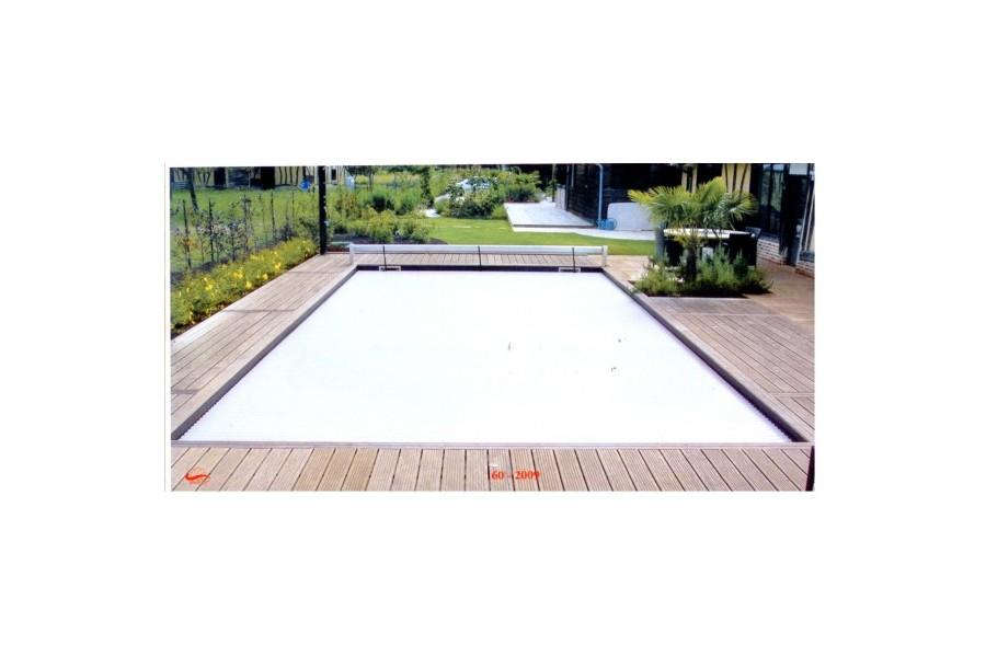 volet de s curit hors sol pour piscine cap vert. Black Bedroom Furniture Sets. Home Design Ideas