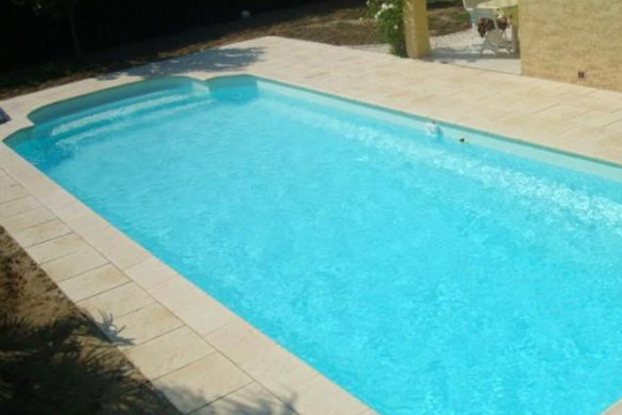 Kit piscine polyester l rins - Scandinavisch massief pijnmeubilair ...