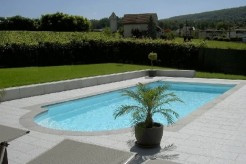 Piscine polyester Corail  II