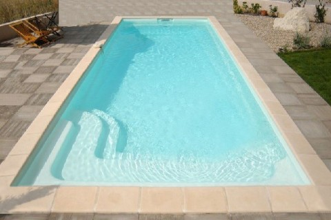 piscine polyester Caïmans