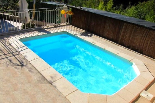 mini-piscine polyester Ibiza