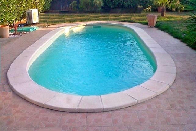 Kit piscine polyester Mayotte