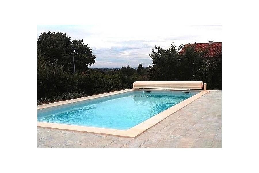 Kit piscine atlantique piscine coque polyester fond for Piscine kit polyester