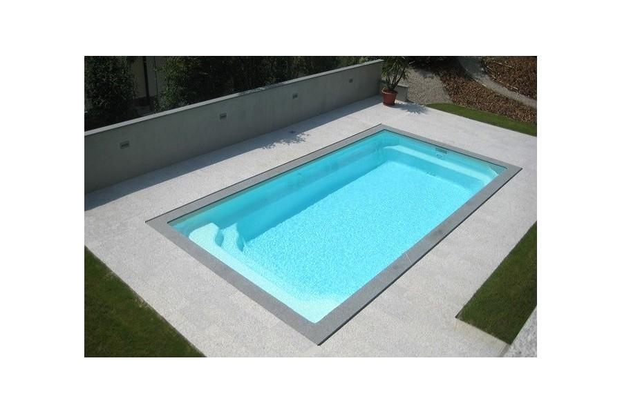 Kit piscine polyester pacifique for Piscine coque kit