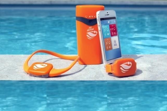Alarme No Stress smartphone pour 3 enfants