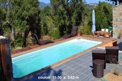 piscine couloir de nage coque polyester en kit piscines kit. Black Bedroom Furniture Sets. Home Design Ideas