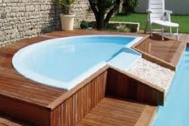 Mini-piscine Olympia