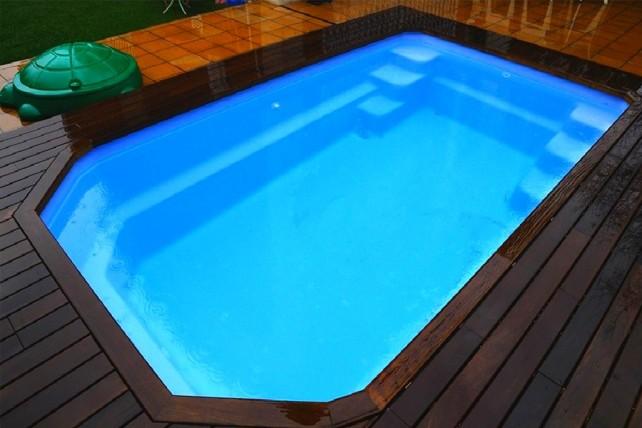 Mini-piscine Atlantide