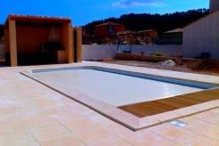 Piscine coque polyester Majorque