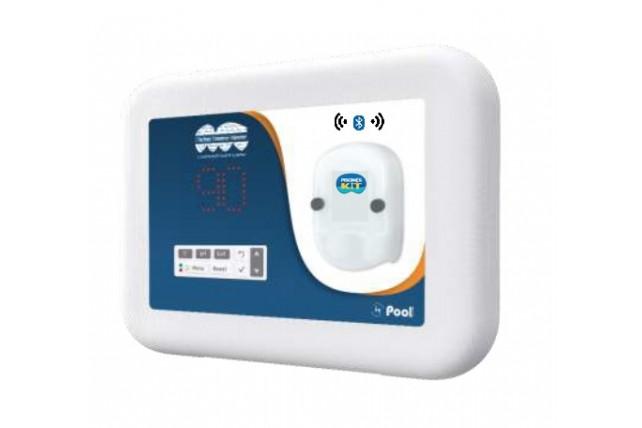 Electrolyseur Sel avec régulateur Ph