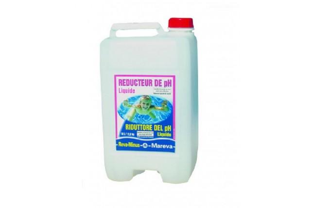 pH  moins    10  litres