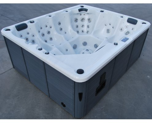 Comment entretenir un spa leroy merlin for Piscine ph trop bas