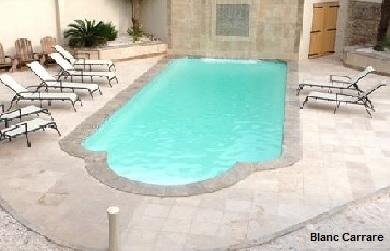 Le rendu des couleurs de la piscine en eau piscines kit for Coque pour bassin